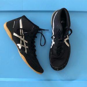 ASICS matflex wrestling shoes
